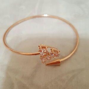 Gold Arrow Bracelet